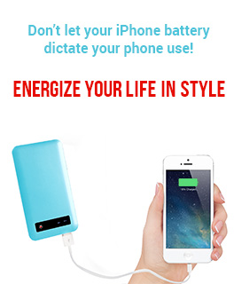 iPhone 5/5s Portable Charger